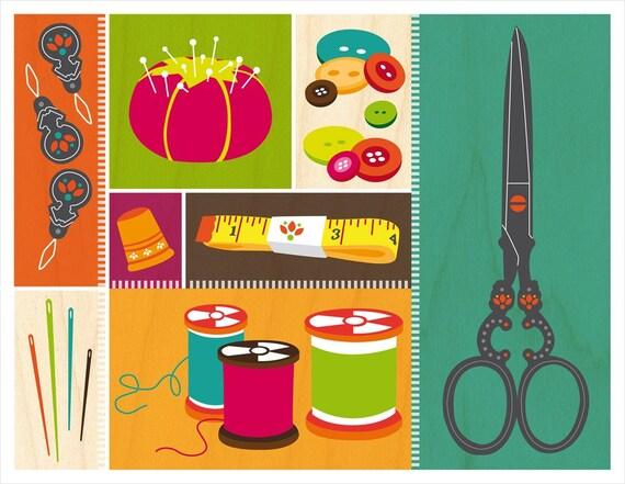 Sewing Drawer 1