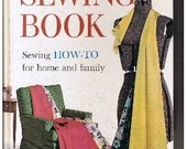Better Homes Gardens Sewing Book  Vintage 1961