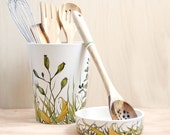 Multi-purpose Pot - Grass Fields Collection - made to order