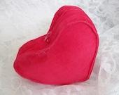 a little bit of love pouch... hot pink