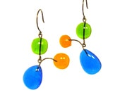 Orecchini Collection - Glass Mobile Earrings