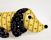 Wiener Dog Plush Dachshund CHARLIE