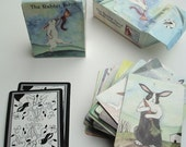 Scratch and Dent Damage- The Rabbit Tarot - Card Deck - Special Price  As-Is