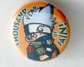Naruto - Kakashi Button