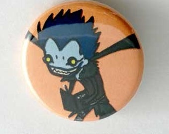Death Note - Ryuk Button
