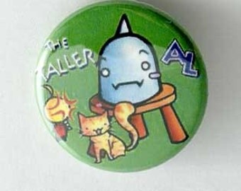 Fullmetal Alchemist - Al the Taller Button