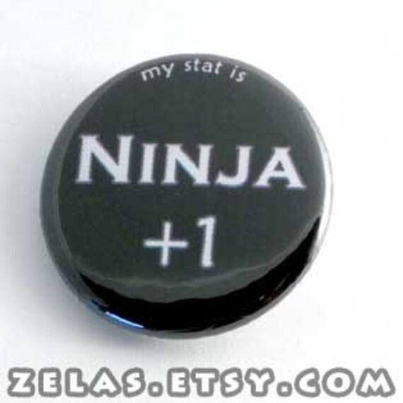 Ninja plus 1 button