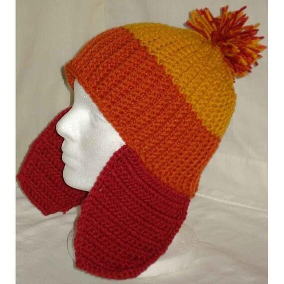 Jayne Cobb Style Crocheted Hat Firefly Serenity