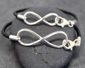 INFINITY BRACELET II,men,women,couple,set