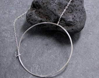 CIRCLE OF TRUST oversized necklace