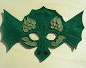 Child Size Dragon Mask
