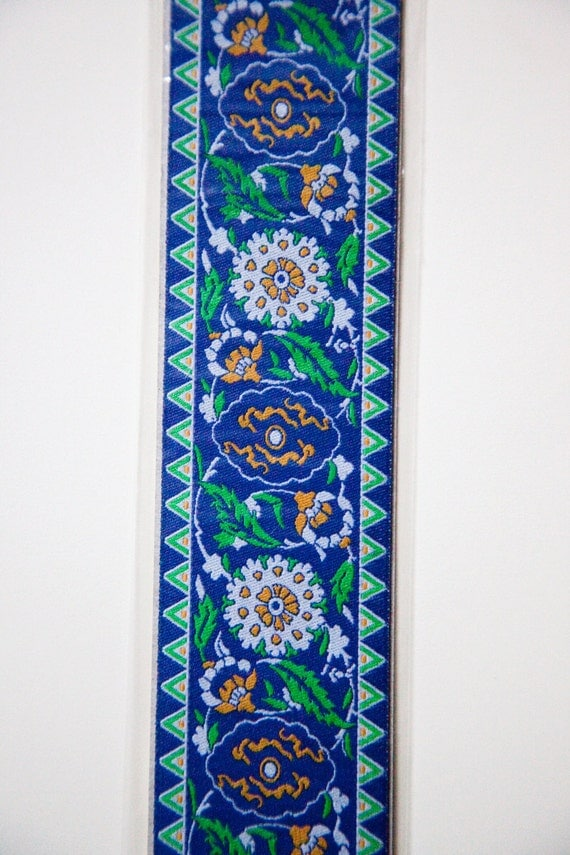 Turkish Woven Bookmark