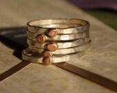 Rings for Zizziba