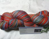 Around The World - Hand Dyed Yarn