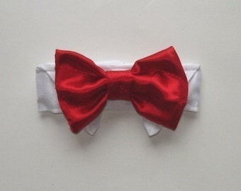 Dog Bow Tie: Wedding Cat or Dog Red Orange Pink Lavender