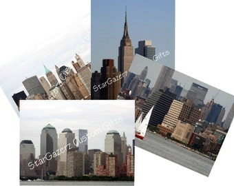 NOTE CARDS - New York City - Color - Set 1