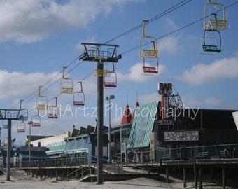 LOST SUMMER - Seaside Heights NJ Board Walk