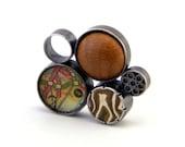 Discs Cluster Pin