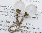 Vintage Frost Earrings