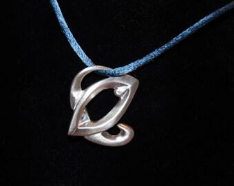 Eye of Horus Sterling Silver pendant