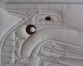 Haida Loon - Fine Art 3D    FREE SHIPPING