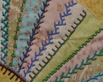 PDF Pattern - 9 Bead Embroidery Stitches