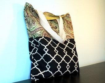 Market Tote Bag.