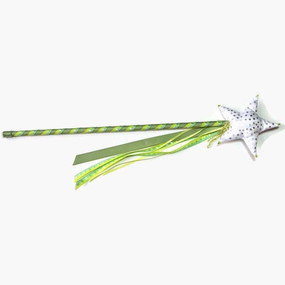 Spring Fairy Godmother Wand