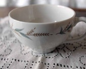 SALE Tea Coffee Cup, Carefree SYRACUSE Lynnfield, Vintage