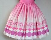 Winter Garden Pink Lolita Skirt - Lauralyn Fabric - Lace Trim - Ballet Beauties Feature