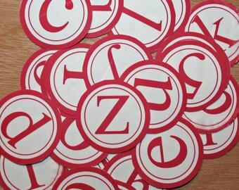 AlphaBetZ - Cardstock