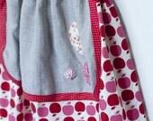 Apron Skirt - Size 4-5