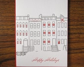 Urban Holidays Letterpress Box Set