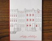 Urban Holidays Letterpress Box Set