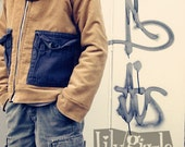 """PDF The """"Krew Coat"""" JACKET Sewing E-Pattern and Detailed Tutorial Boys sizes 4-10"""