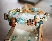 Relic - Strung-Out Recycled Guitar String Bracelet