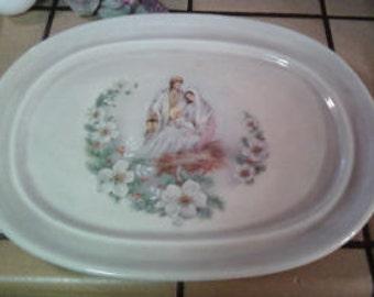 Holy Family Platter