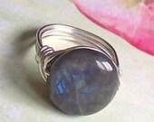 Aurora Borealis Ring no3