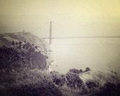 Golden Gate Bridge, San Francisco 5x5 print