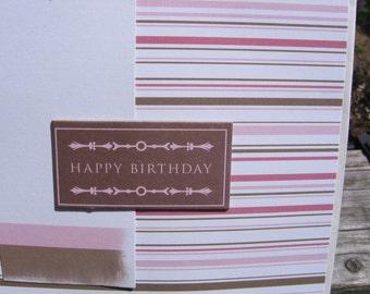 Pretty in Pink Birthday Gift Bag