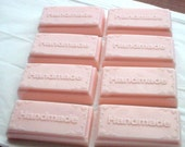 Pink Sugar  Handmade Goatmilk soap w Shea Butter