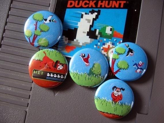 Duck Hunt Pins