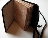 Tiny Leather Eco-Journal