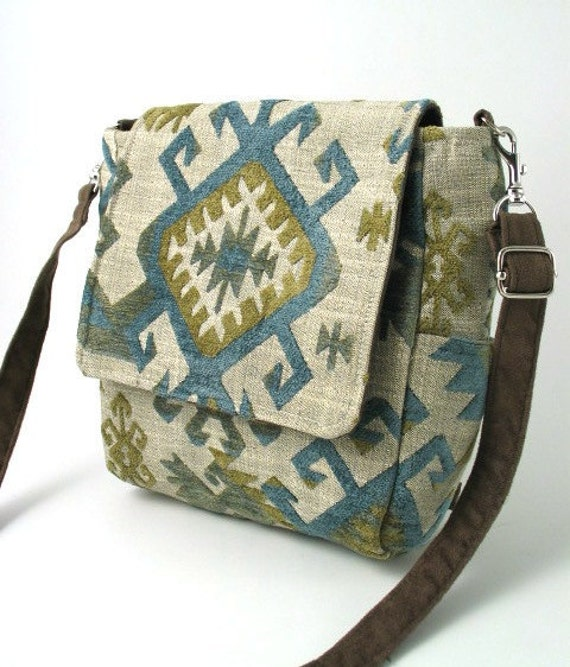 vegan backpack -messenger bag - purse - handbag- -cross body bag