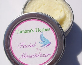 All Natural Facial Moisturizer