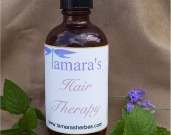 Hair Therapy  All Natural Sample
