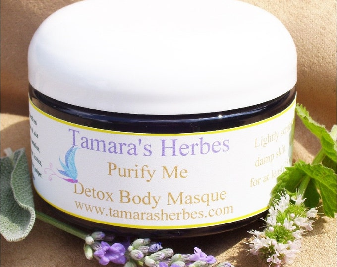Purify Me Detox Masque All Natural