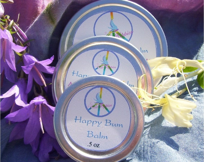 Little Hippies Baby Bum Balm All Natural