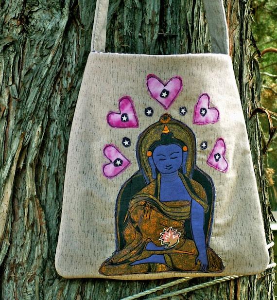 CLEARANCE Buddhaful Love Tote