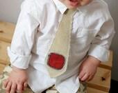 Beige Modern Ties - Custom order for theOutfit